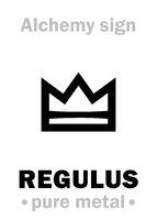 Alchemy: REGULUS (• Pure Metal •)