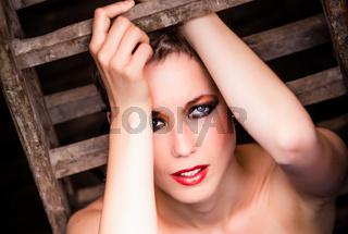 nude with tutu
