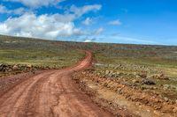 road to heaven in Bale Mountain Ethiopia