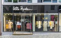 Filiale der Firma Ulla Popken in Kempten