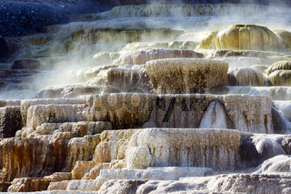Yellowstone National Park. Wyoming. USA