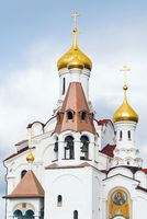 Cathedral of the Ascension of the Lord in Monchegorsk