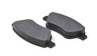 Two new car brake pads