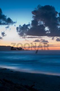 Sonnenuntergang am Wasser, Strand, Meer