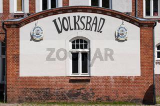 Hausfassaden 004. Flensburg. Deutschland