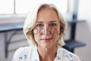 Portrait of mature business entrepreneur