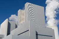 Modernes Kohlekraftwerk
