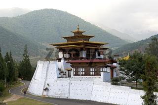 Klosterburg Phunaka Dzong, Bhutan