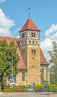 Friedhofskirche Balingen, Zollernalbkreis, Baden-Württemberg