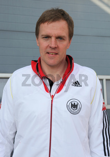 Martin Heuberger (DHB Cheftrainer Herren-Handball-Nationalmannschaft)