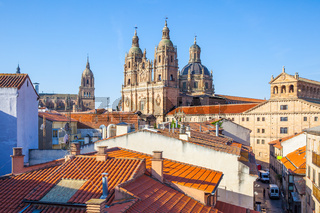 Salamanca in Spain