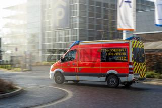 Rettungswagen Feuerwehr