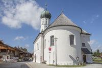 St. Nikolaus in Greiling