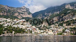 Panorama of Positano