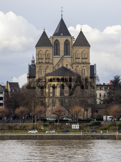 Romanische Kirche St. Kunibert - Köln
