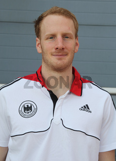 deutscher Handballer Stefan Kneer DHB-Team , SC Magdeburg HBL DKB Handball-Bundesliga Saison 2012-13