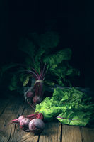 Botwina, Rustic Young Beetroot
