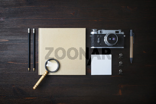Travel stationery concept