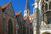 Traditionsinsel Altstadtmarkt in Braunschweig