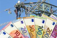 Gelder für den Stromnetzausbau