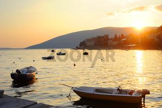 Montenegro seashore