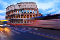 Das Kolosseum, Rom