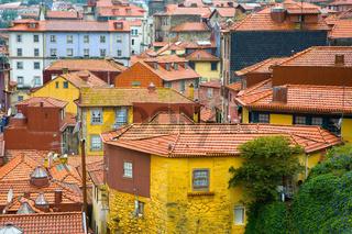 Panoramic view of Porto