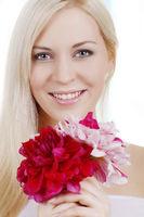 Closeup Beautyportrait