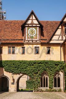 Schloss- und Klosteranlage Bebenhausen bei Tübingen, Deutschland