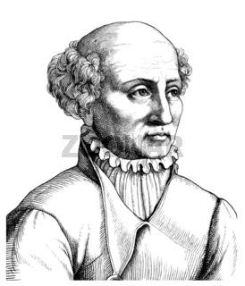 Philippus Theophrastus Aureolus Bombast von Hohenheim oder Parac