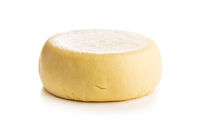 Block of hard cheese.