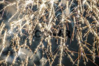 Yokohama Minato Mirai of fireworks (Yokohama Festival 2019)