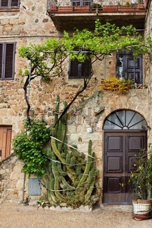 Beautiful picturesque nook of rural Tuscany