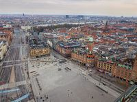 Copenhagen Town Hall Square
