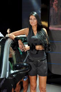 Models IAA Frankfurt 2009