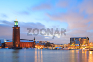 Stockholm City Hall Sweden