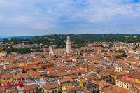 Verona cityscape - Italy