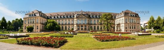 Neues Schloss Stuttgart, Nordseite