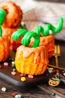 Kleine Kuerbis Kuchen