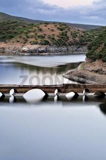 Spanien: Rio Tajo im Nationalpark Monfragüe
