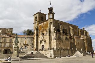 Kirche San Martin in Trujillo
