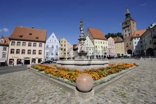 Stadt Landsberg am Lech