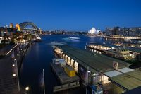 Sydney Boat Traffic in Australia