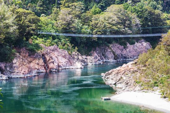 New Zealand river