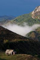 Berghütte im Apuseni Gebirge