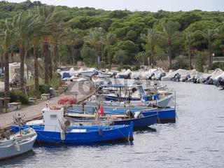 Porto Pino, Sardinien
