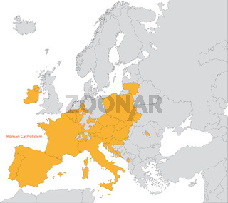 Roman Catholicism in Europe