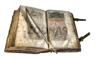 Das alte Buch