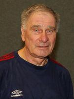 DDR-Fussballer und Legende Siegmund Mewes  1.FC Magdeburg