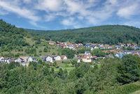 Heimbuchenthal,Spessart,Bayern,Deutschland
